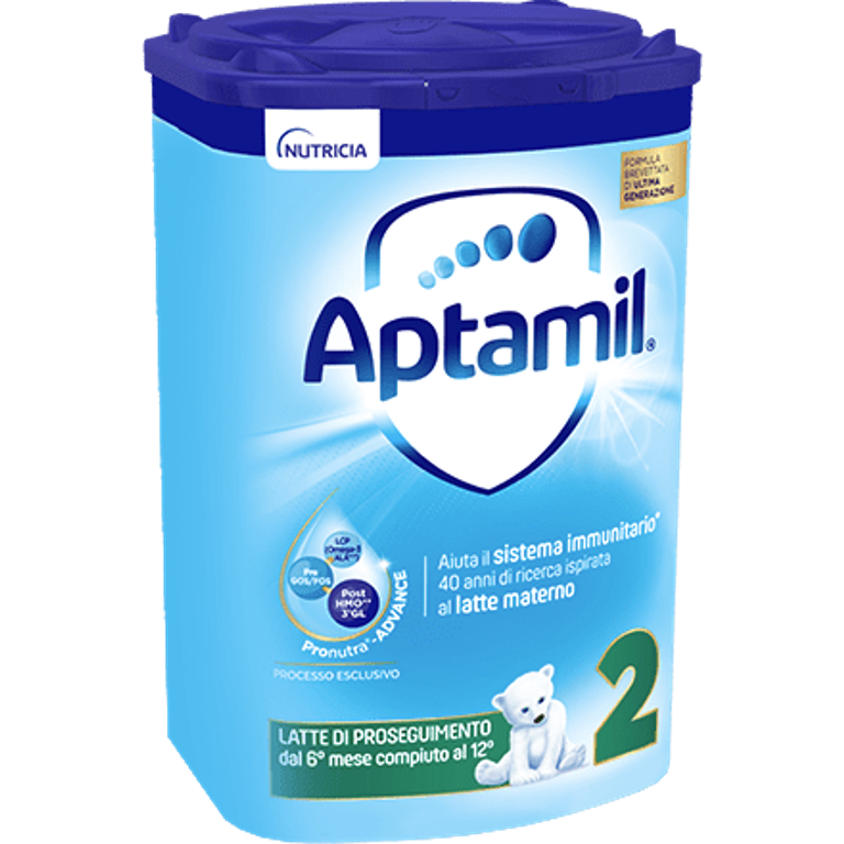 APTAMIL 2 LATTE 750G