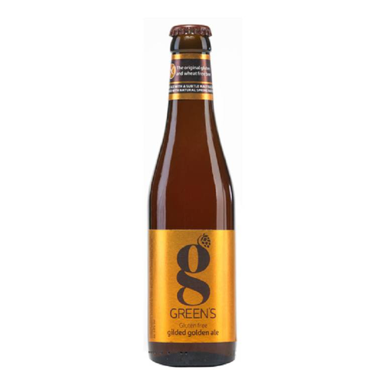 BIRRA GREEN'S GOLDEN ALE 330ML
