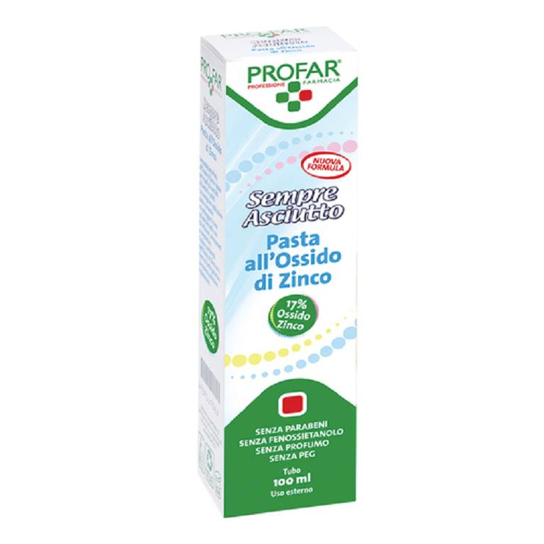 PROFAR PASTA ALL'OSSIDO DI ZINCO 100MG